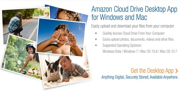 Amazon Cloud software