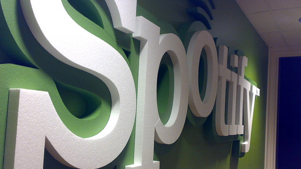 Spotify gratis via smartphone