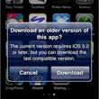 App Store integra legacy download