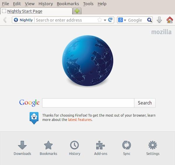 Firefox pensa alla rivoluzione