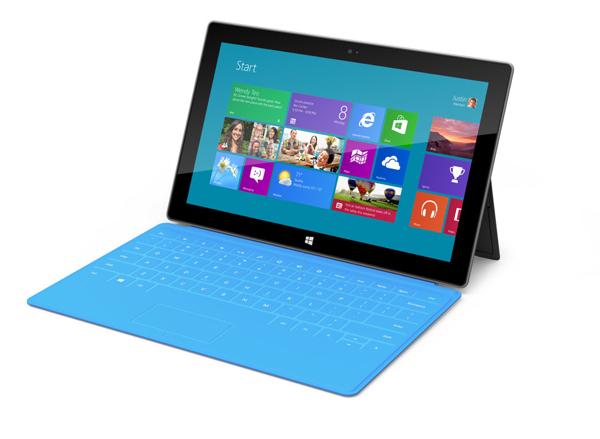 Le vendite di Microsoft Surface sono raddoppiate