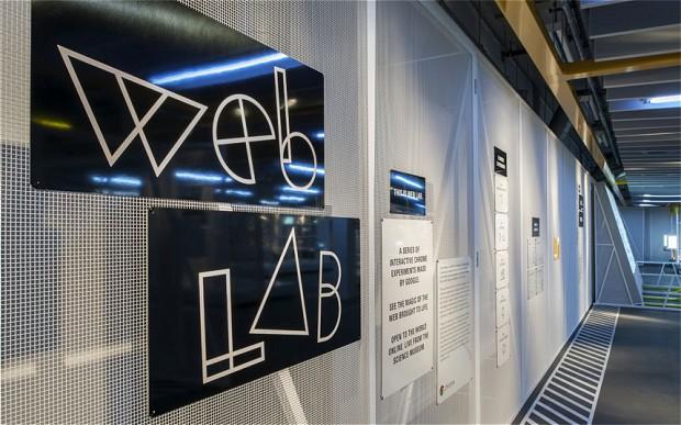 A Parigi apre ufficialmente il Google Lab
