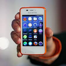Alcatel lancia smartphone con Firefox OS