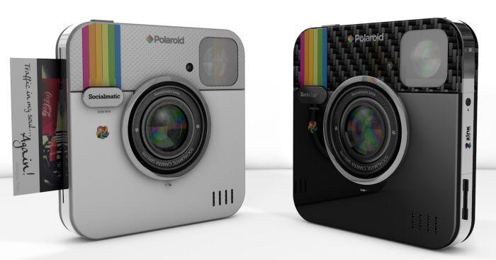 Socialmatic: Polaroid in versione Social