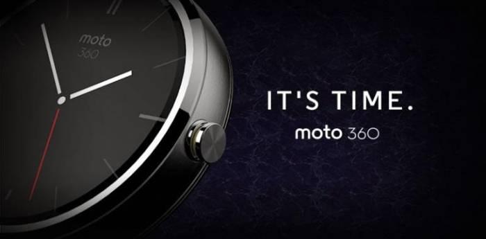 Motorola entra nel mondo degli  smartwatch